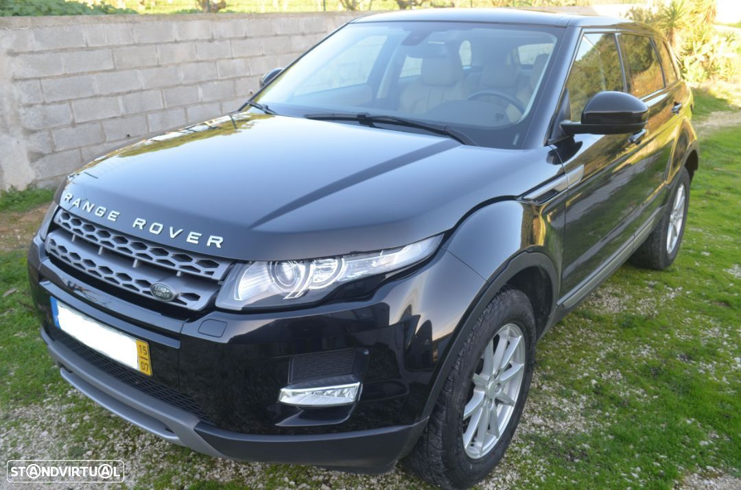 Land Rover Evoque ED4 Pure - 1