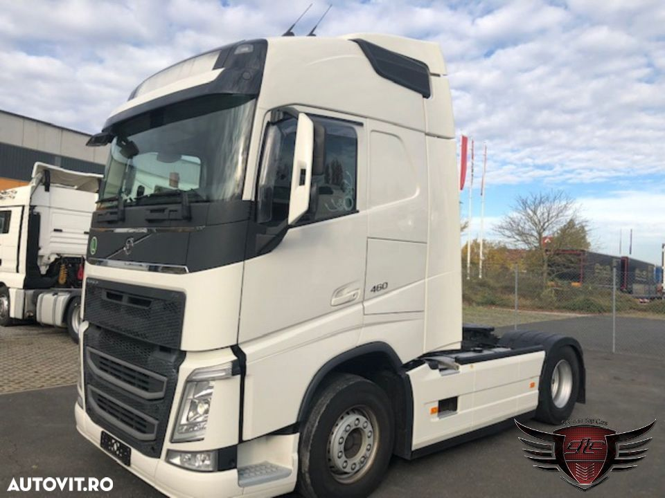 Volvo FH 460 EURO 6 2014 Leasing - 15