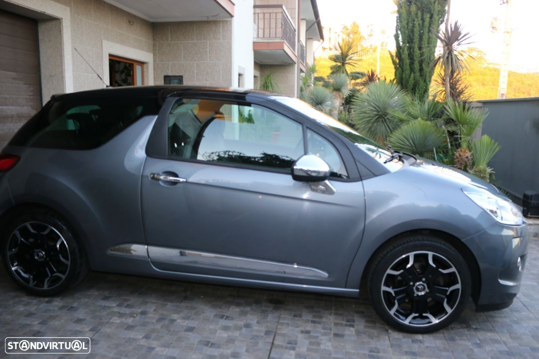 Citroën DS3 1.6 HDI Sport, chic  GPS - 17