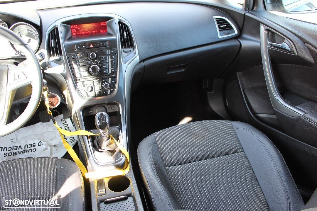 Opel Astra Sports Tourer 1.7 cdi Cosmo S  S - 21