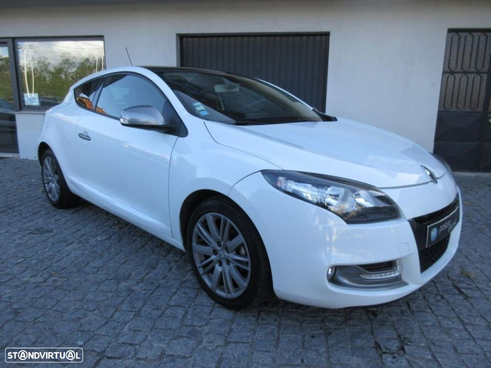 Renault Mégane Coupe 1.5 dCi GT Line SS - 9