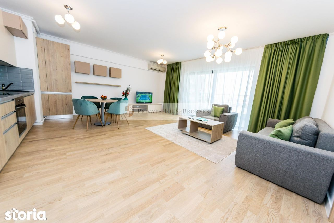 Apartament de inchiriat, Bucuresti, Sectorul 1, Pipera - Foto 3