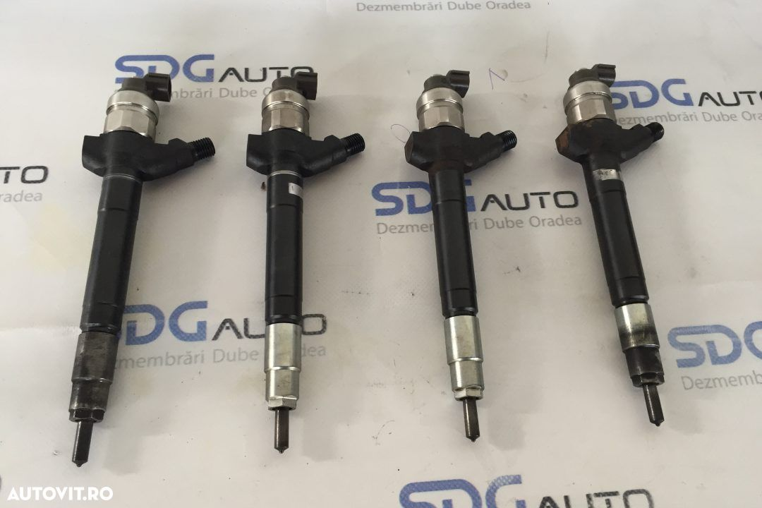 Injectoare-Ford Transit 2.4 an 2007-2011 Euro 4 - 1