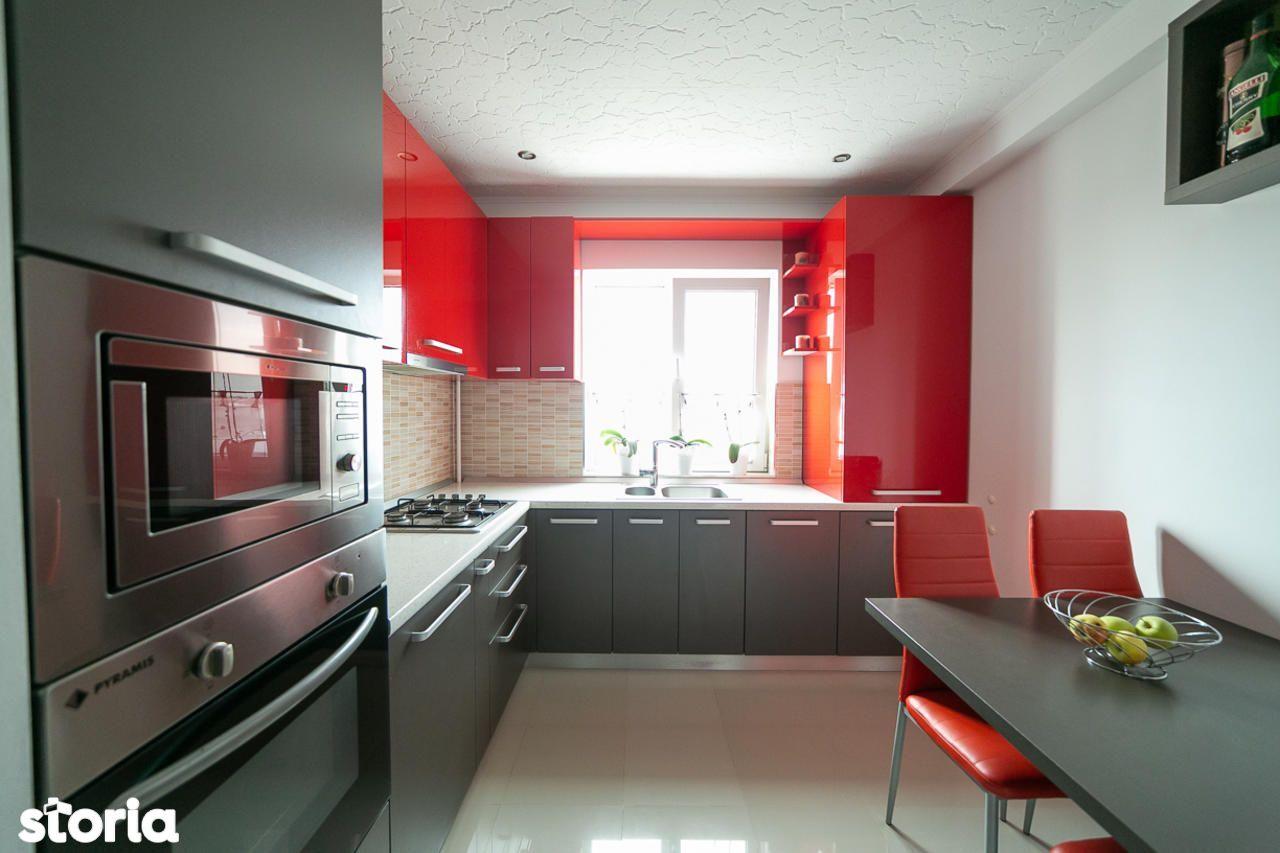 Apartament de vanzare, Arad (judet), Strada Liviu Rebreanu - Foto 3