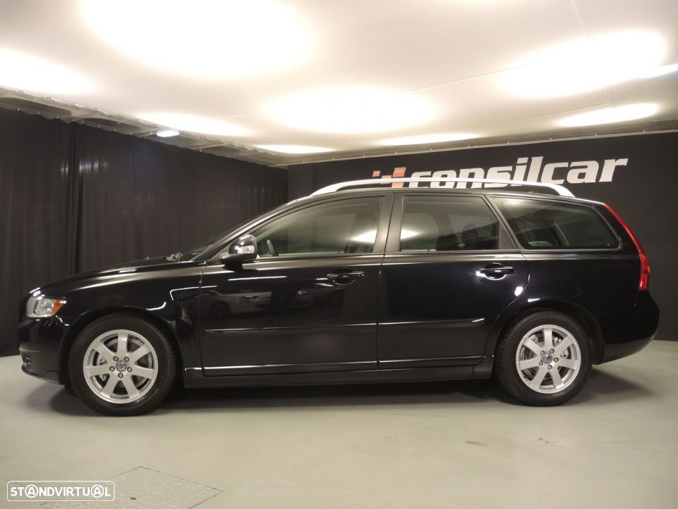 Volvo V50 1.6 Drive Pack Business Edition Navi - 1