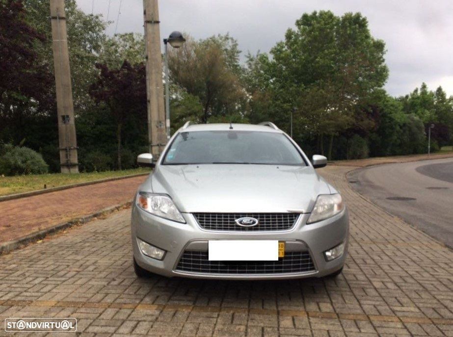 Ford Mondeo SW - 4