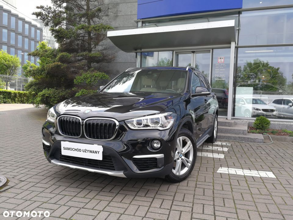 BMW X1 XDrive 20D X Line od Dealera - 1