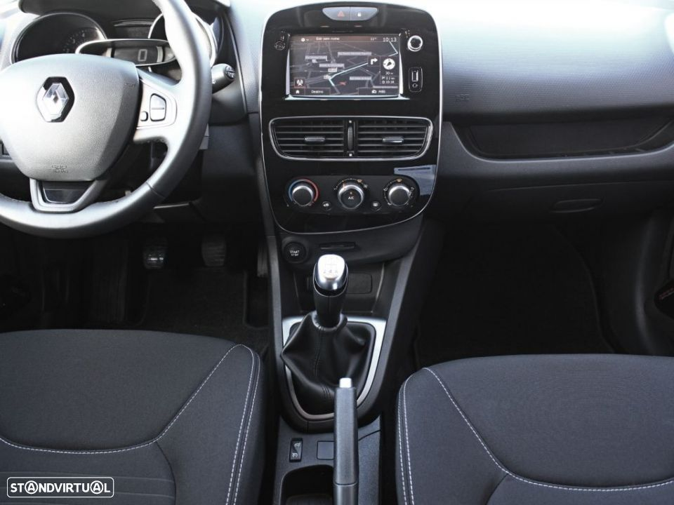 Renault Clio 1.5 dCi Energy 90cv S&S ECO2 Limited - 19