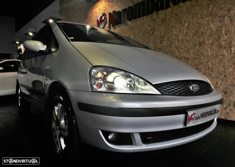 Ford Galaxy 1.9 TDI Ghia Auto - 4