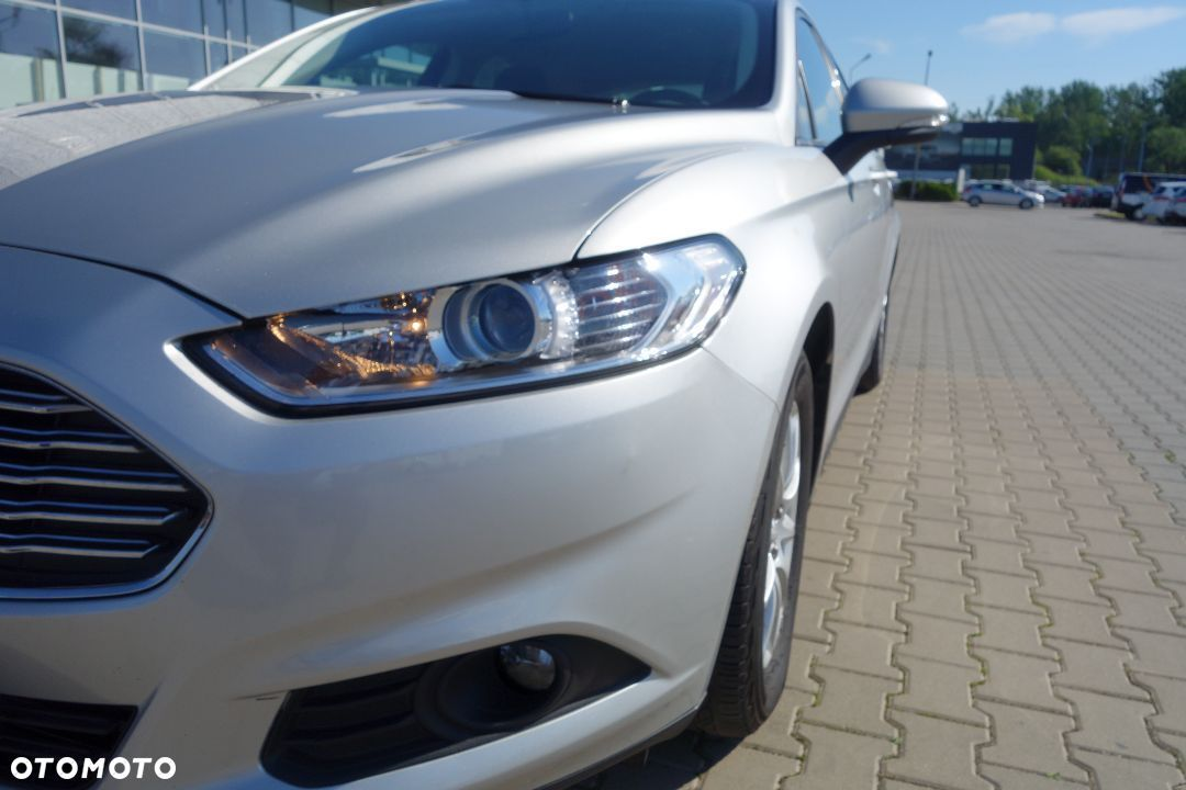 Ford Mondeo 1.5 EcoBoost 160 KM, M6, FWD Ambiente 5 drzwiowy - 19