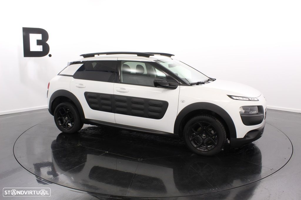 Citroën C4 Cactus 1.2 Pure Tech - 10