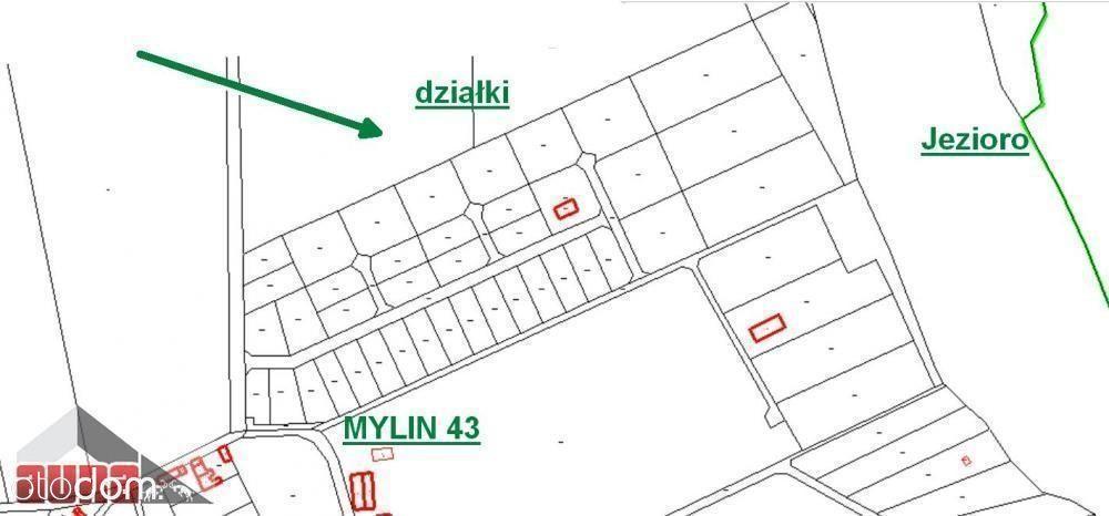 Działka na sprzedaż, Mylin, międzychodzki, wielkopolskie - Foto 6