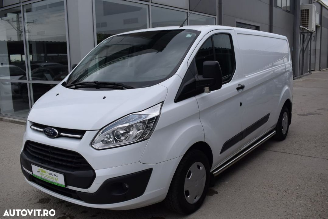 Ford Transit Custom - 11