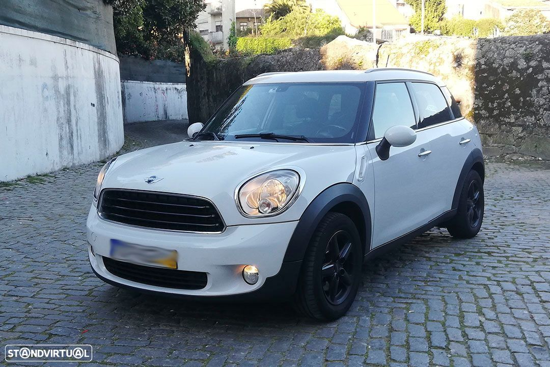 MINI Countryman One D - 1