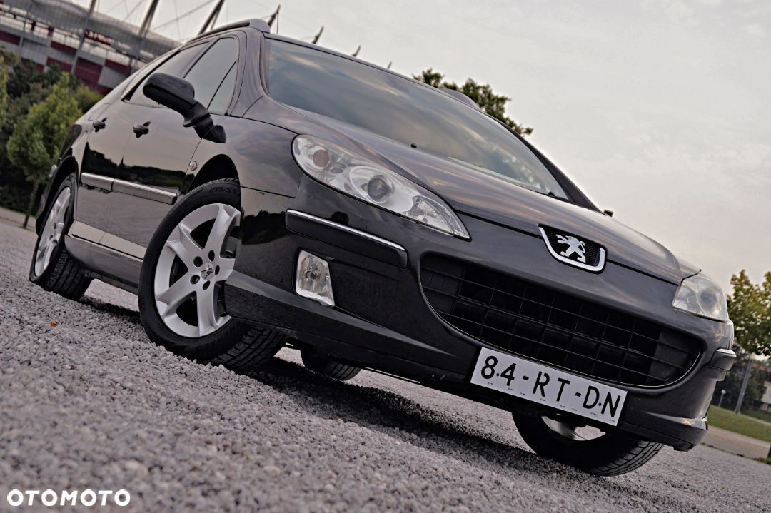 Peugeot 407 2.0 BENZYNA full opcja - 3