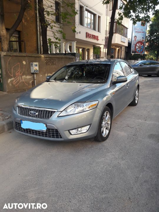 Ford Mondeo Mk4 - 6