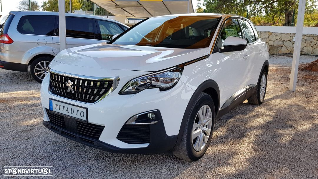 Peugeot 3008 1.6 HDi Active - 19