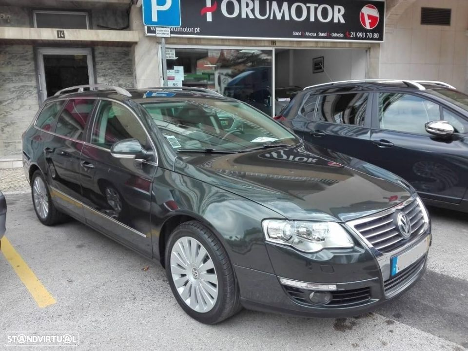 VW Passat Variant 2.0 TDI HighLine - 1