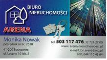 To ogłoszenie mieszkanie na sprzedaż jest promowane przez jedno z najbardziej profesjonalnych biur nieruchomości, działające w miejscowości Katowice, Dąbrówka Mała: Biuro Nieruchomosci