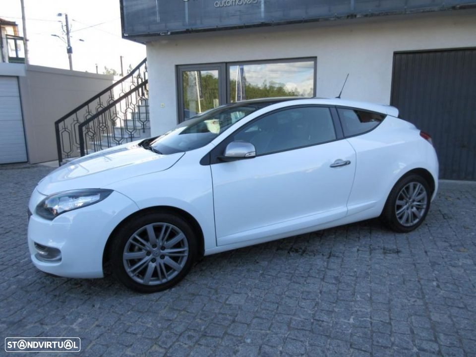Renault Mégane Coupe 1.5 dCi GT Line SS - 2