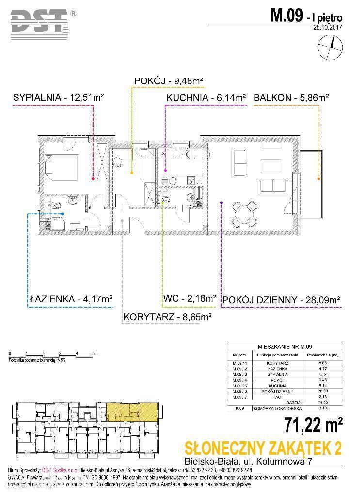 Mieszkanie na sprzedaż, Bielsko-Biała, Stare Bielsko - Foto 1