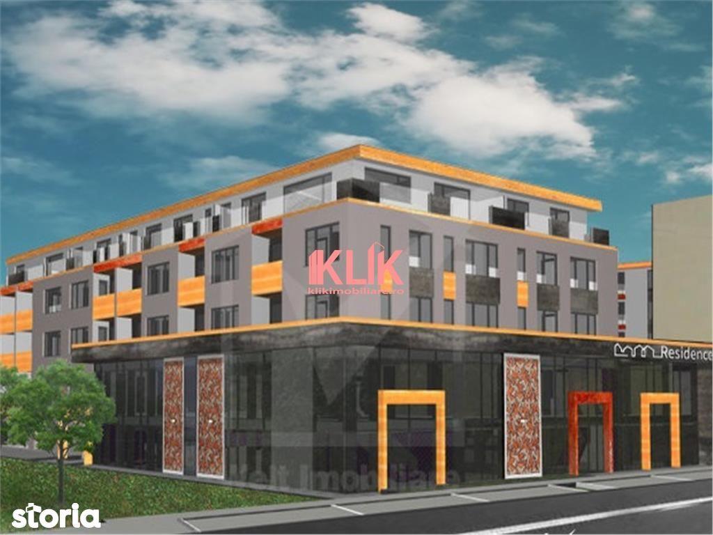 Apartament de vanzare, Cluj (judet), Splaiul Independenței - Foto 1