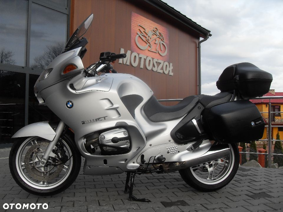 BMW RT 1150 R 1150 RT ABS kufry 2003 rok twin spark zadbany r rs gs - 22