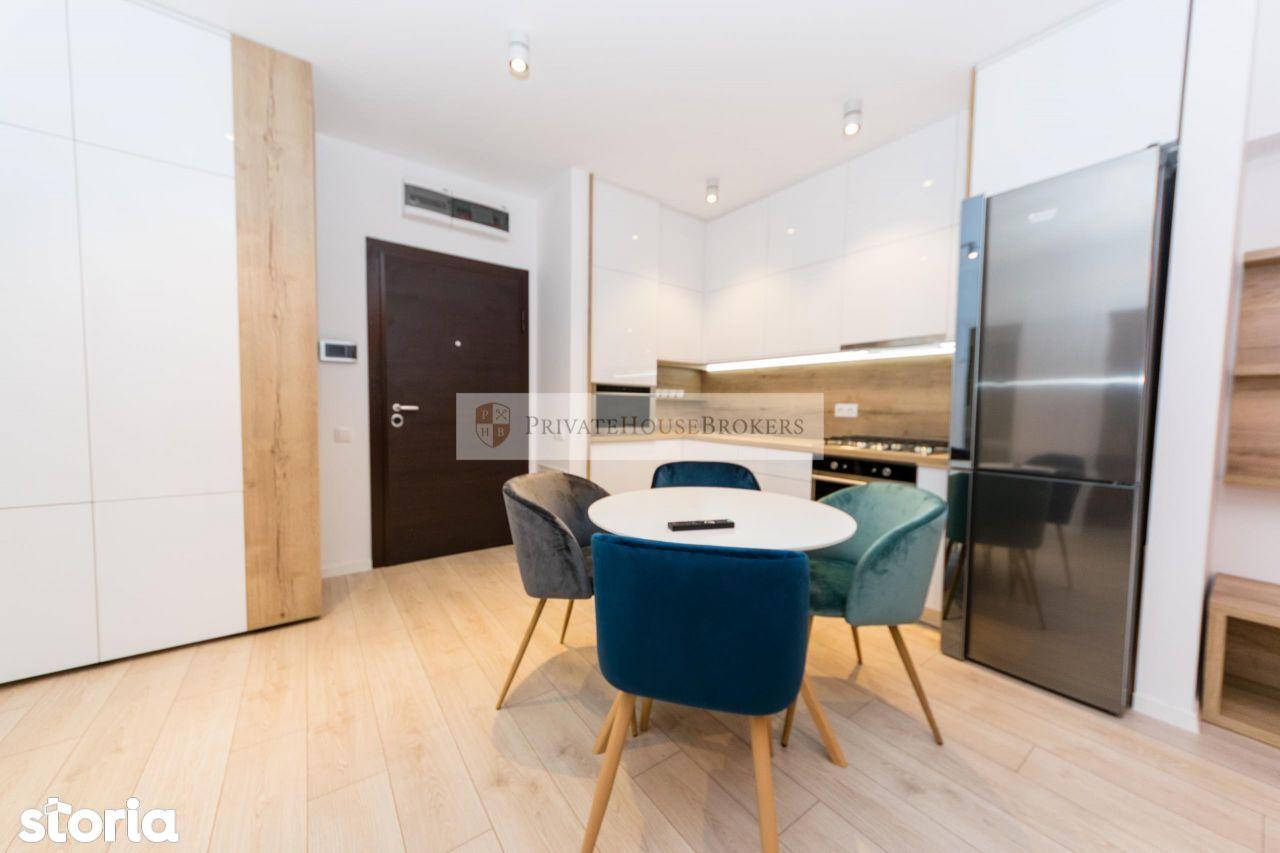 Apartament de inchiriat, Ilfov (judet), Bulevardul Pipera - Foto 10