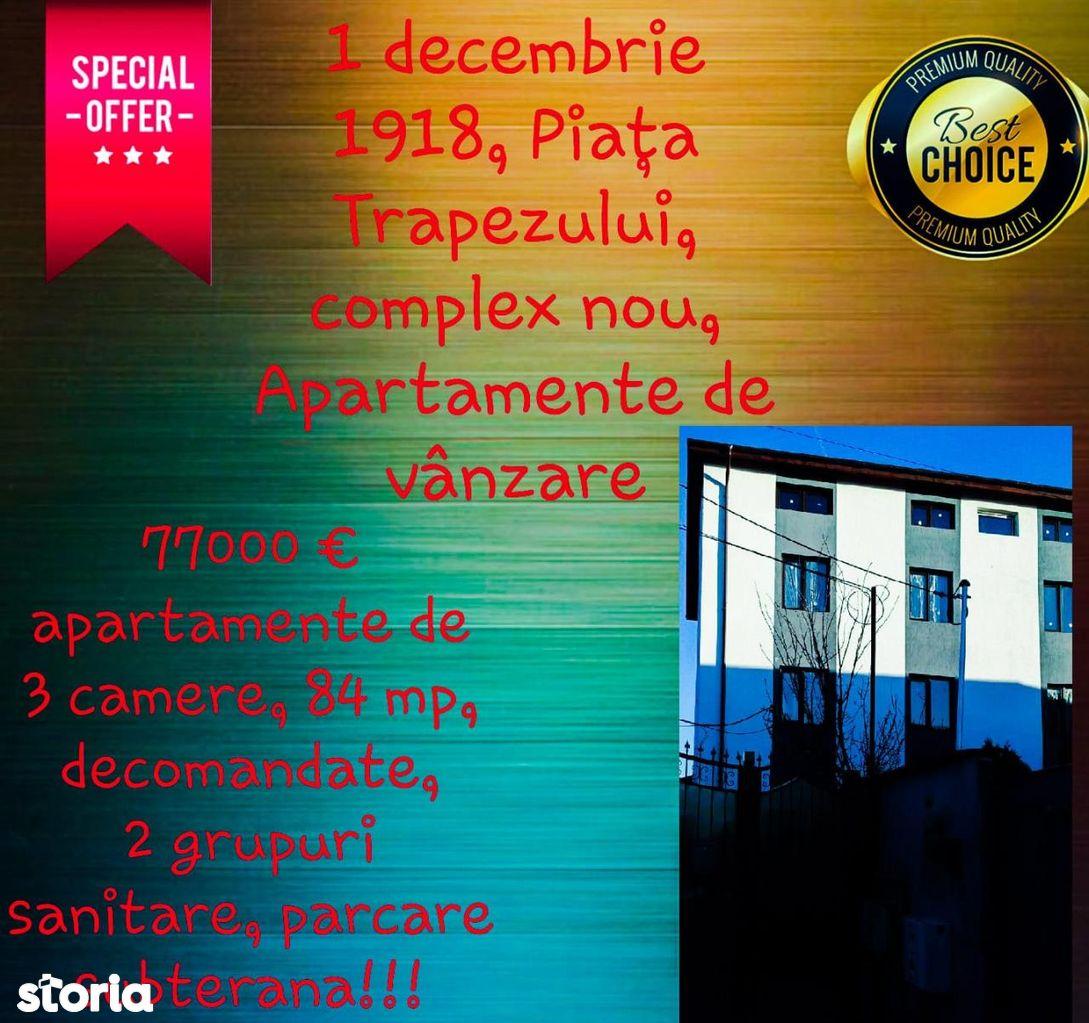 Apartament de vanzare, Bucuresti, Sectorul 3, 1 Decembrie 1918 - Foto 1