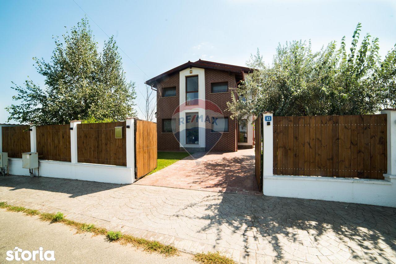 Casa de vanzare, Ilfov (judet), Strada Bujorului - Foto 5