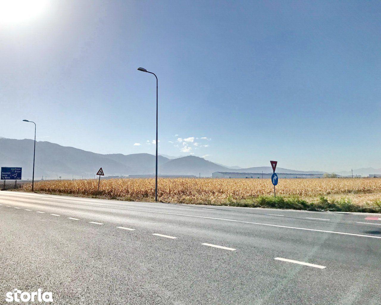 Teren de Vanzare, Brașov (judet), Strada Orizontului - Foto 2