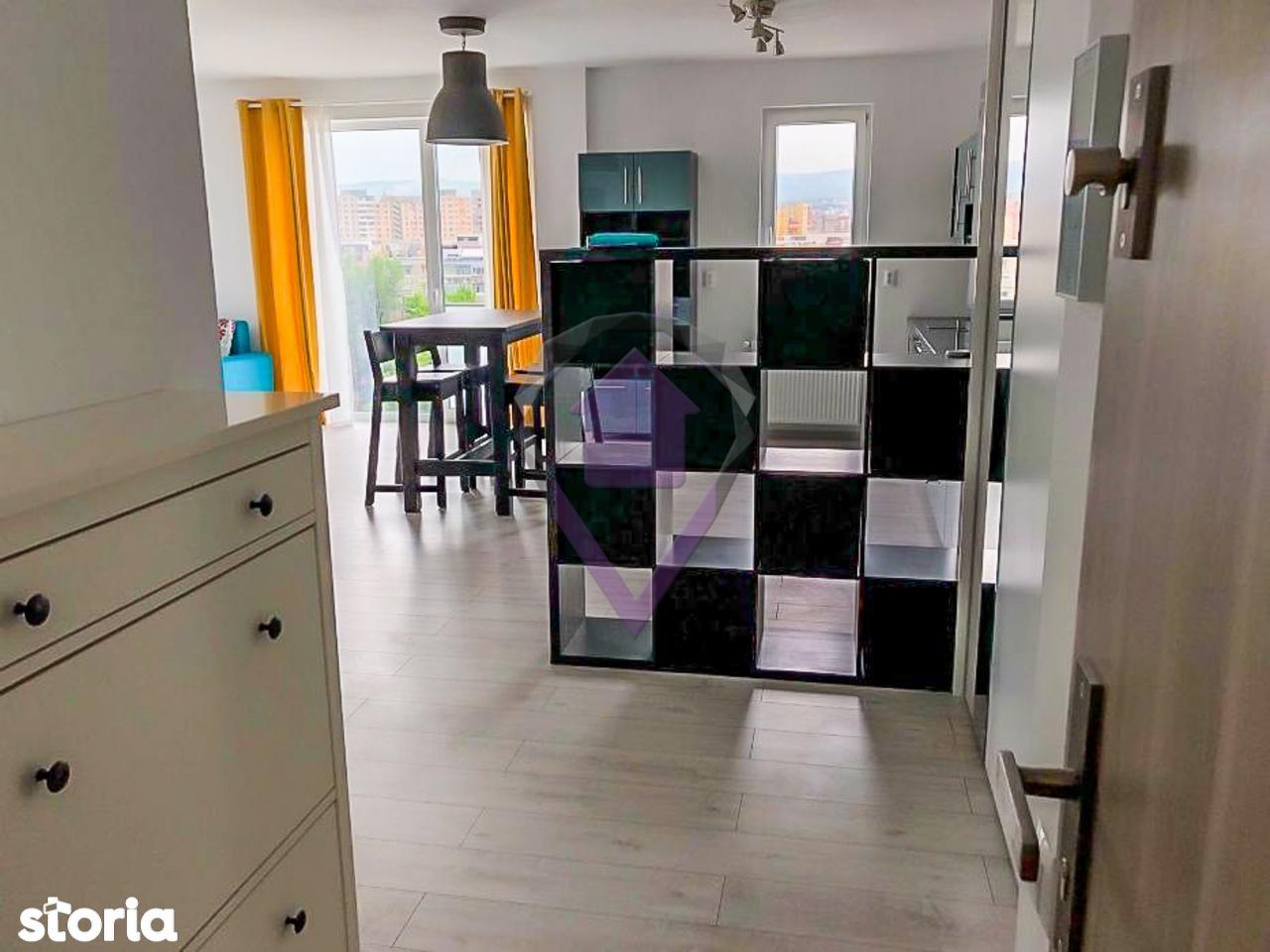 Apartament de inchiriat, Cluj (judet), Mărăști - Foto 5