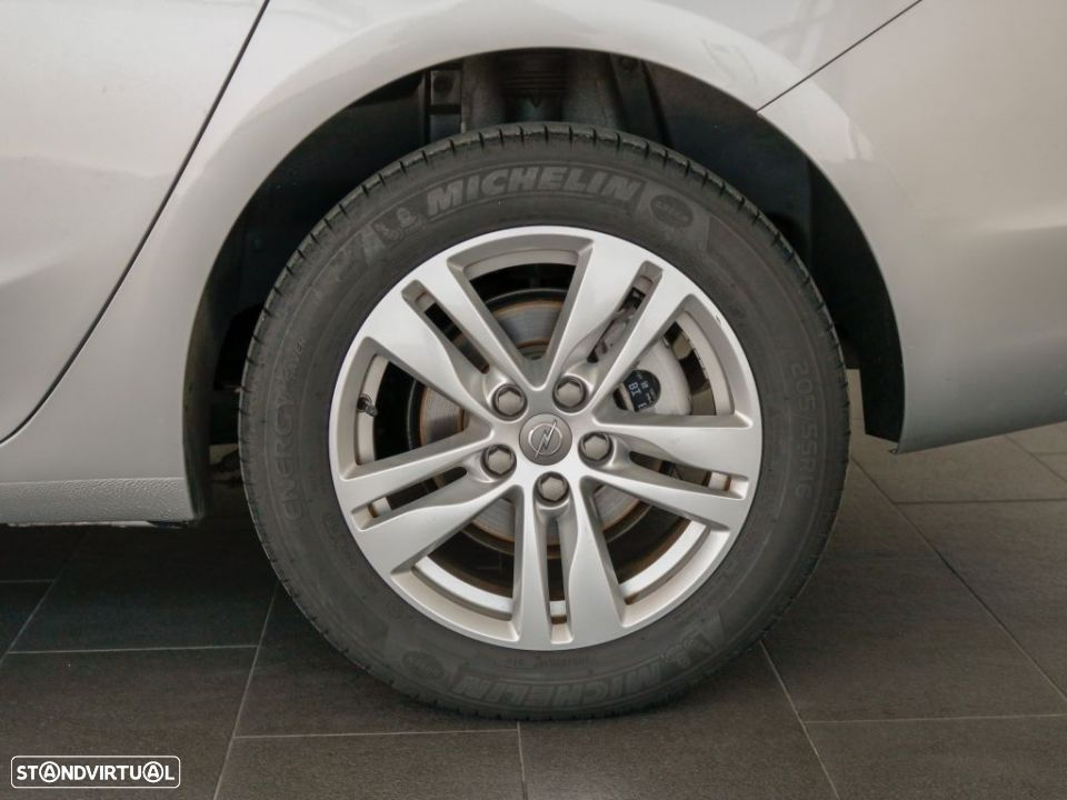 Opel Astra Sports Tourer 1.6 Turbo D 110cv S/S Edition - 6