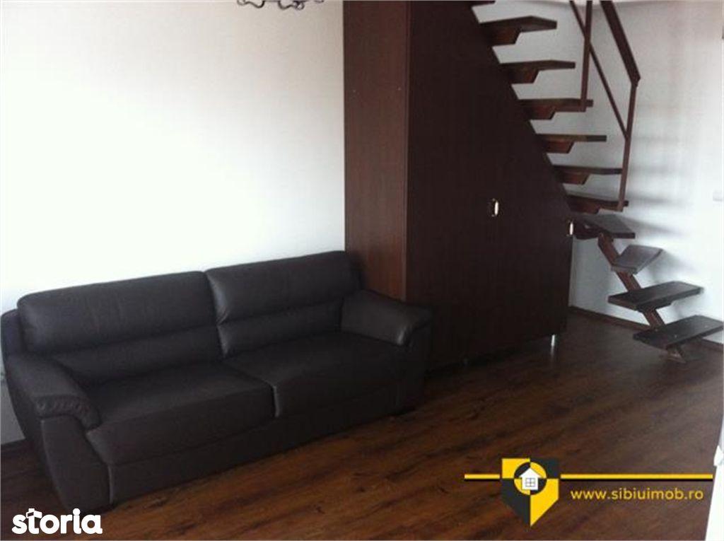 Apartament de inchiriat, Sibiu (judet), Strada Vasile Aaron - Foto 2