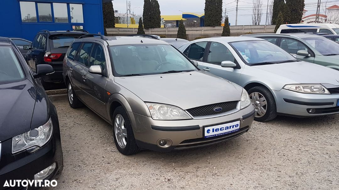 Ford Mondeo Mk2 - 11