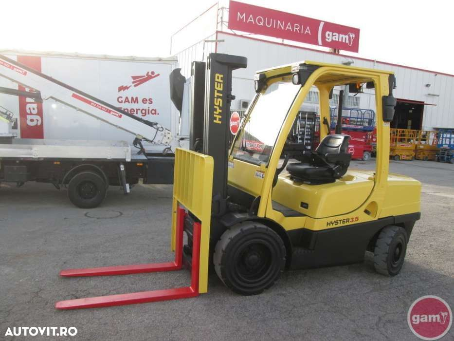 Hyster H3.5FT - 1