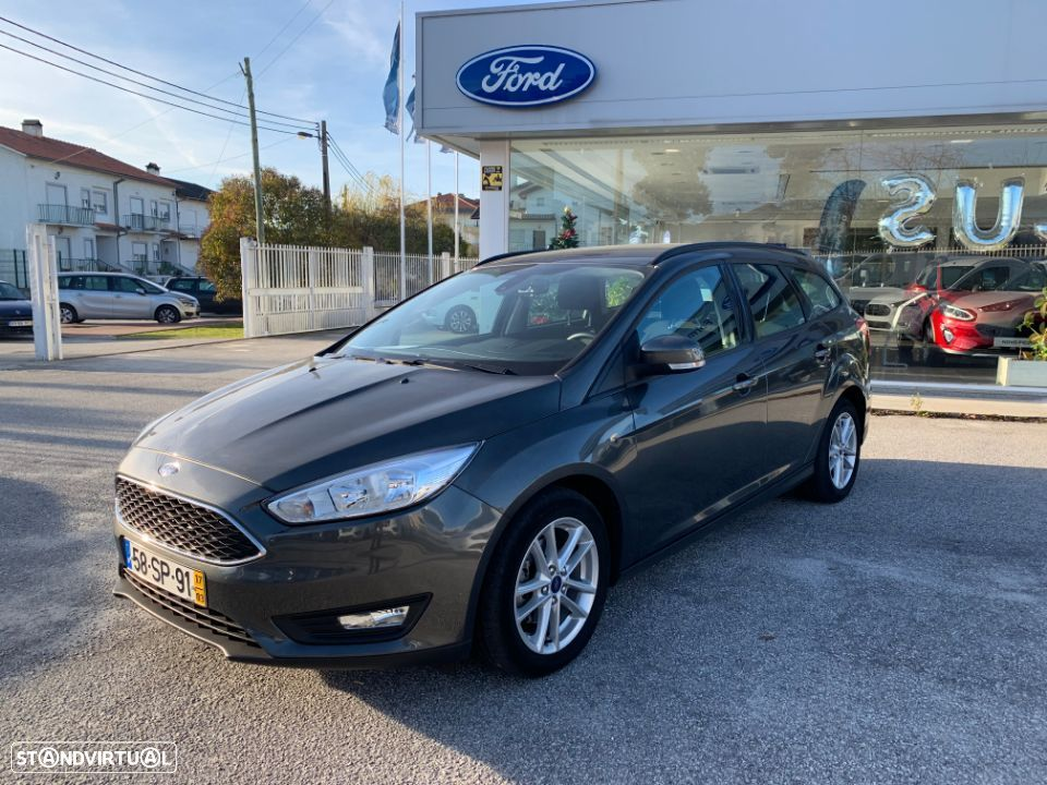 Ford Focus SW 1.5 TDCi Trend - 20