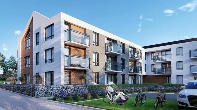Nowe mieszkania w gdańskiej Osowej