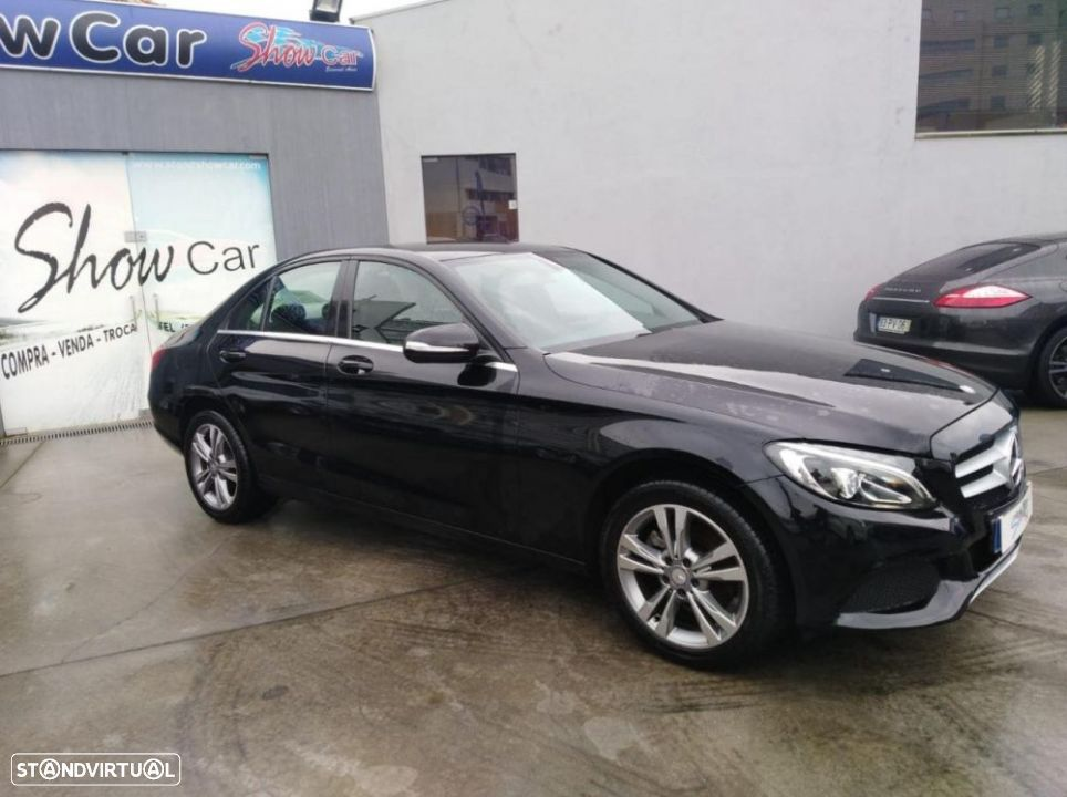 Mercedes-Benz C 200 BlueTEC - 2