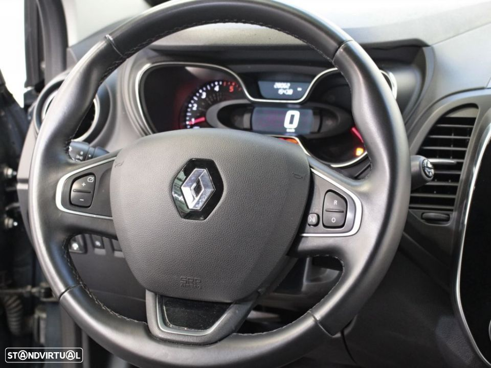 Renault Captur 1.5 dCi 110 Energy Exclusive - 10
