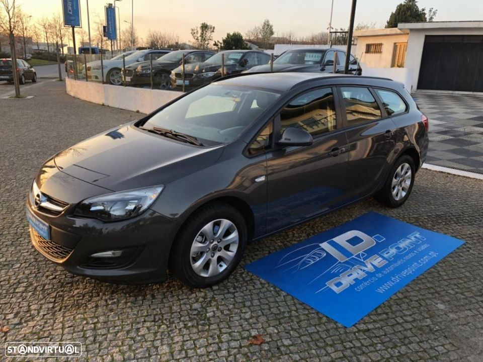 Opel Astra Sports Tourer 1.6 CDTi Selection S/S - 16