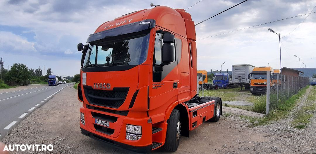 Iveco STRALIS AS440S46 - 4