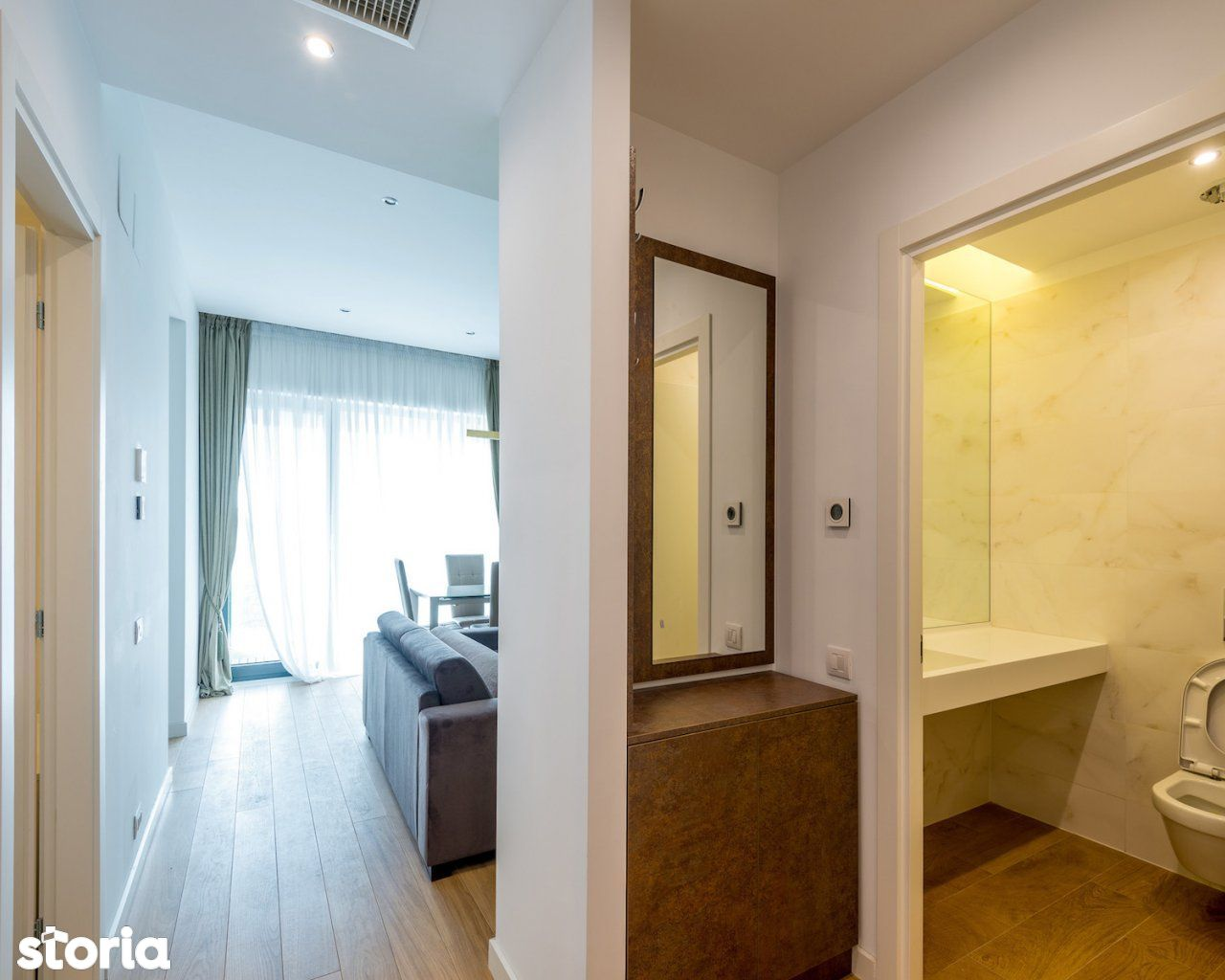 Apartament de inchiriat, București (judet), Primăverii - Foto 7