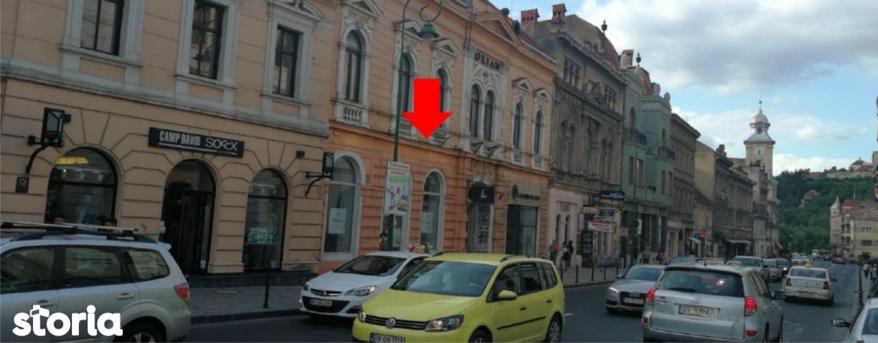 Spatiu Comercial de inchiriat, Brașov (judet), Strada Castelului - Foto 3