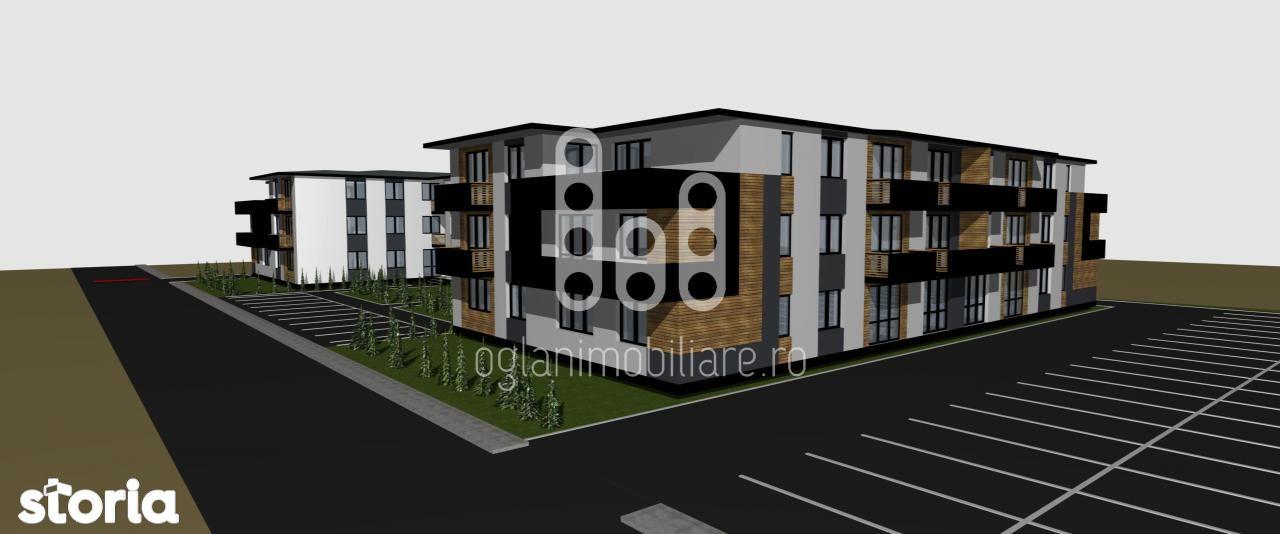 Apartament de vanzare, Sibiu (judet), Hipodrom 4 - Foto 13