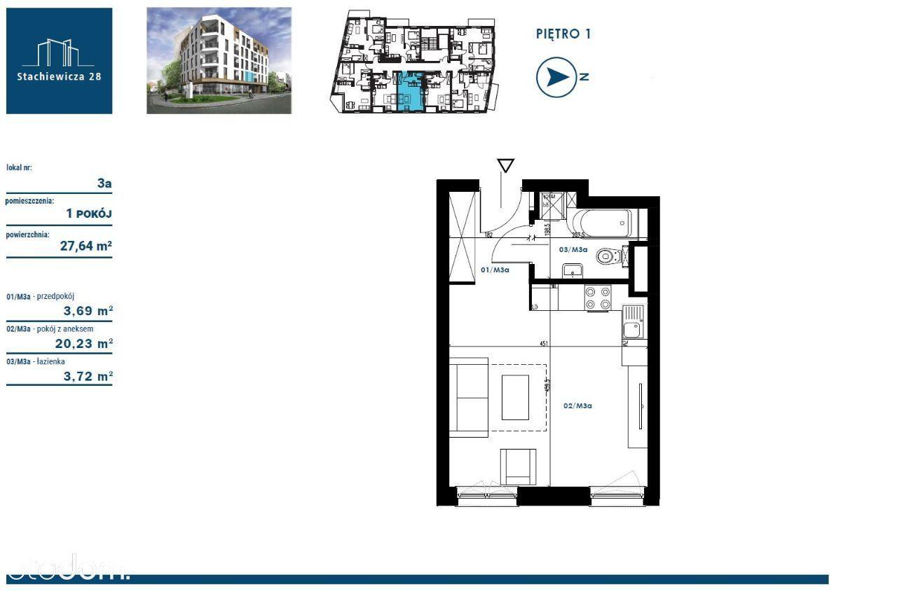 Mieszkanie na sprzedaż, Kraków, Azory - Foto 1