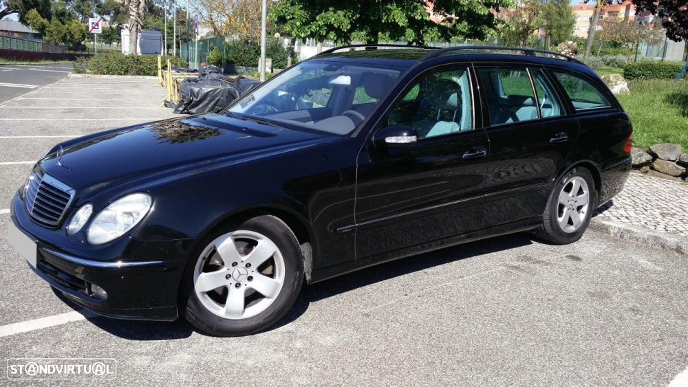Mercedes-Benz E 220 CDI Avantgarde - 1