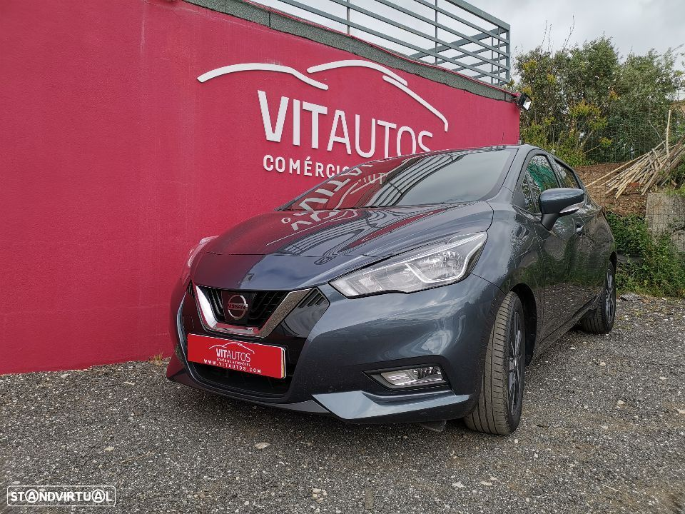 Nissan Micra 1.5 DCI Acenta Connect RS+SS GPS - 1