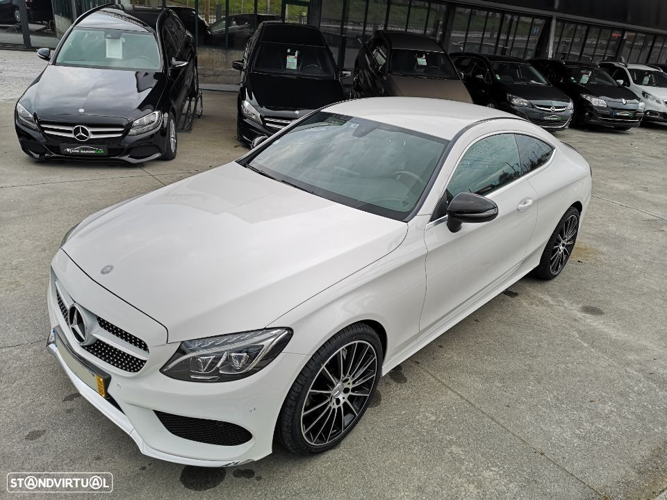 Mercedes-Benz C 220 AMG NIGHT PACK - 17