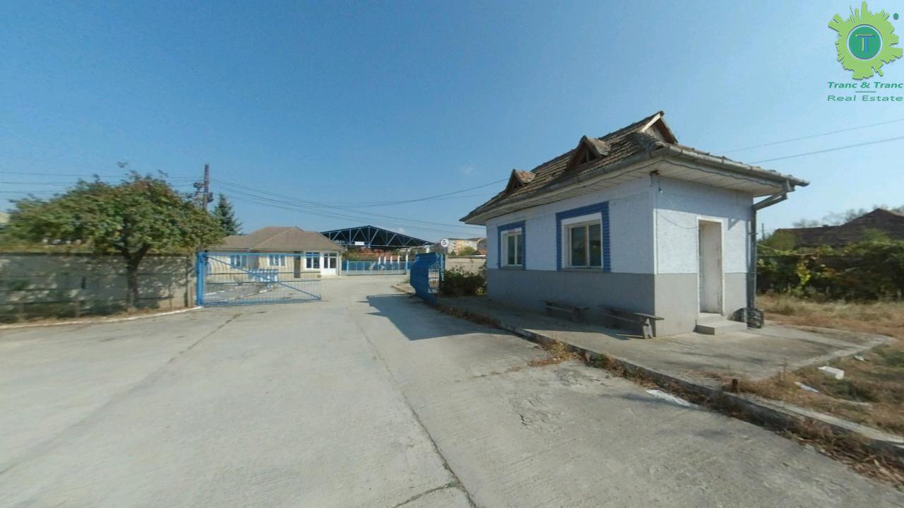 Depozit / Hala de vanzare, Caraș-Severin (judet), Strada Tudor Vladimirescu - Foto 5